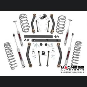 """Jeep Wrangler TJ Suspension Lift Kit - 4"""" Lift"""